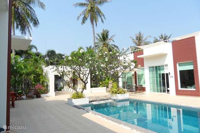 Ferienwohnung Thailand – reihenhaus Das Beach Village Resort - D2
