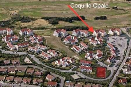 Vacation rental France, Pas-de-Calais, Wimereux apartment Coquille Opale