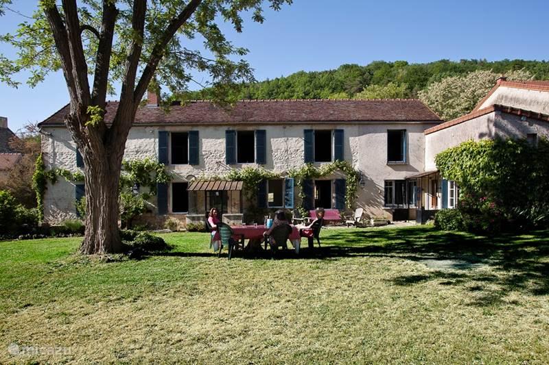 Vacation rental France, Côte-d'Or, Saint-Marc-sur-Seine Holiday house Ferme Hirondelle