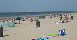 Het strand is op minder dan 1 kilometer afstand.