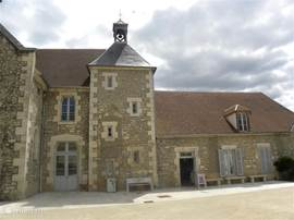 museum in Vezelay