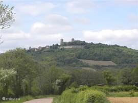 Vezelay the town on the mountain