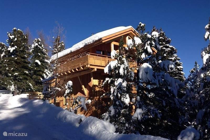 Vacation rental Austria, Carinthia, Turracher Höhe Chalet Turmhaus Turracher Höhe