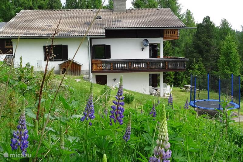 Vacation rental Austria, Carinthia, Hochrindl Apartment Villa Alpenblick Gästehaus