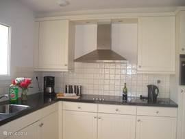 ruime en luxe keuken
