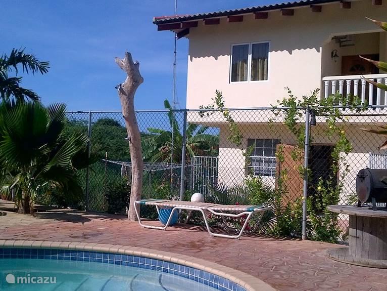 Vakantiehuis Curaçao, Banda Abou (west), Daniël Appartement Kunuku Abou-B