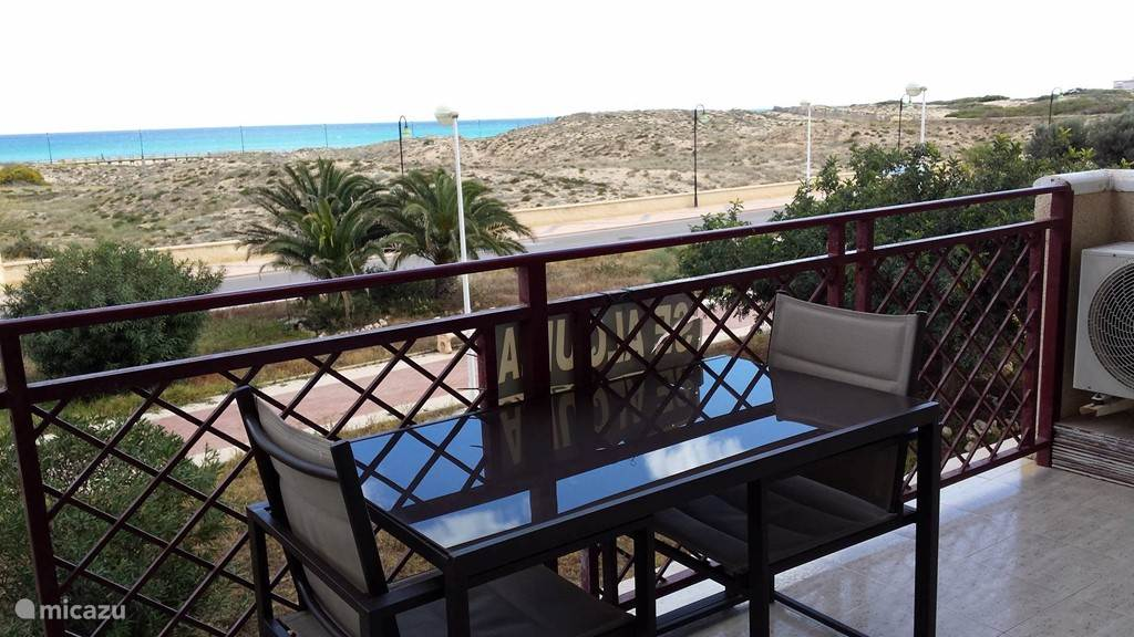 Vakantiehuis Spanje, Costa Blanca, La Mata appartement Appt Vinamar La Mata Torrevieja