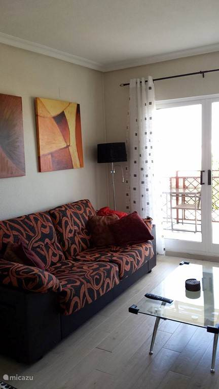 Vakantiehuis Spanje, Costa Blanca, La Mata Appartement   La Mata frontaal zeezicht/zwembad