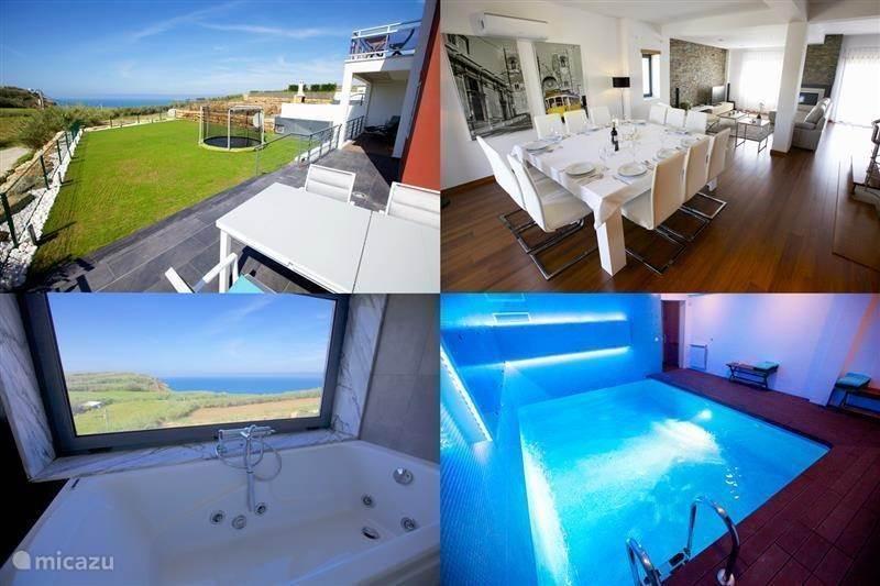 Luxe villa ericeira zwembad zee in ericeira lissabon kust