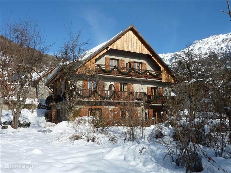 Vakantiehuis Frankrijk, Rhône-Alpes – chalet Chalet Solneige