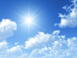 De meeste zon uren van Nederland.