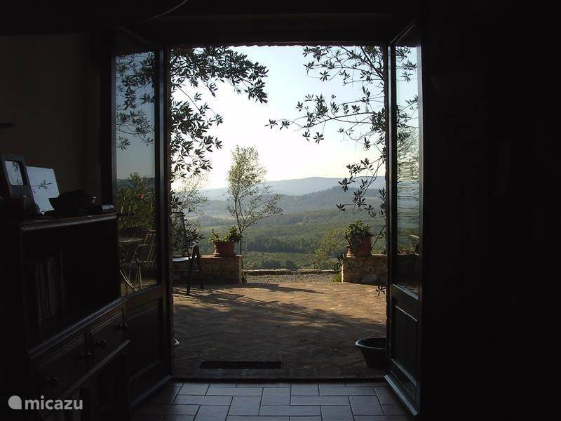 Vacation rental Italy, Tuscany, Casole d'Elsa - holiday house Rofena