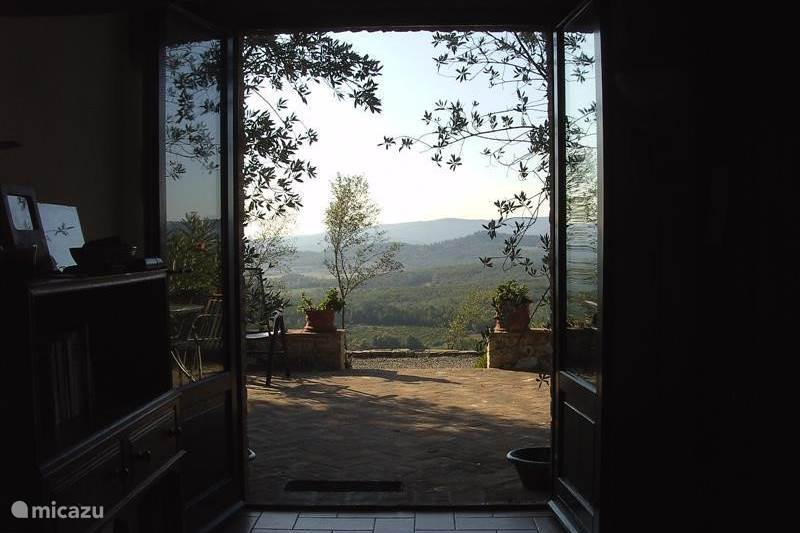 Vakantiehuis Italië, Toscane, Casole d`Elsa Vakantiehuis Rofena  12 B