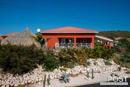 Vakantiehuis Curaçao, Banda Abou (west), Fontein villa  Soño Karibe met zwembad en privacy
