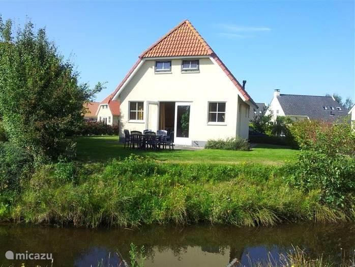 Vakantiehuis Nederland, Groningen – vakantiehuis Vrijstaande recreatiebungalow