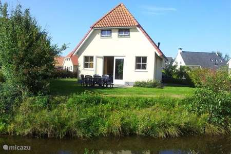 Vakantiehuis Nederland, Groningen, Vlagtwedde - vakantiehuis Vrijstaande recreatiebungalow