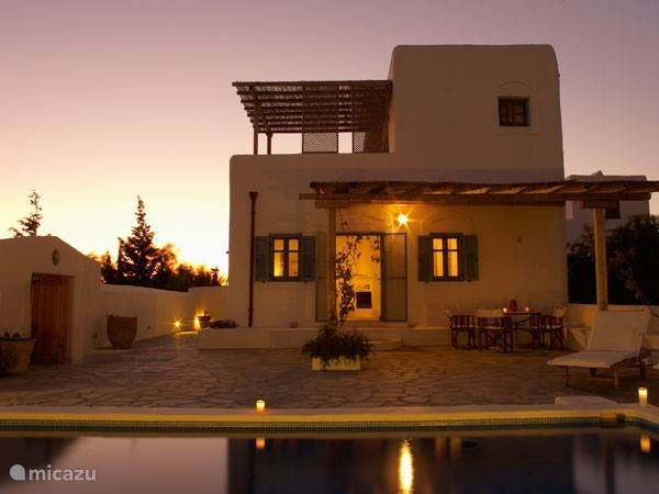 Vacation rental Greece, Rhodes, Gennadi villa Villa Helidoni Chlorine Free pool hous