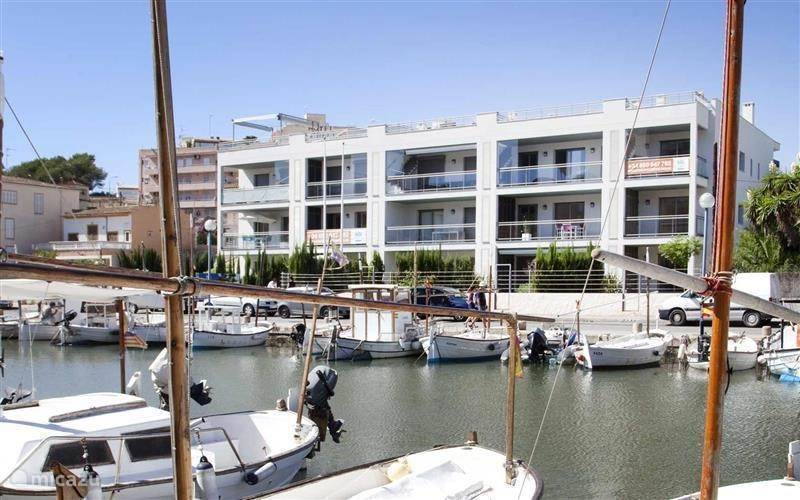 Vakantiehuis Spanje, Mallorca, Portocristo Appartement vivienda del Pino