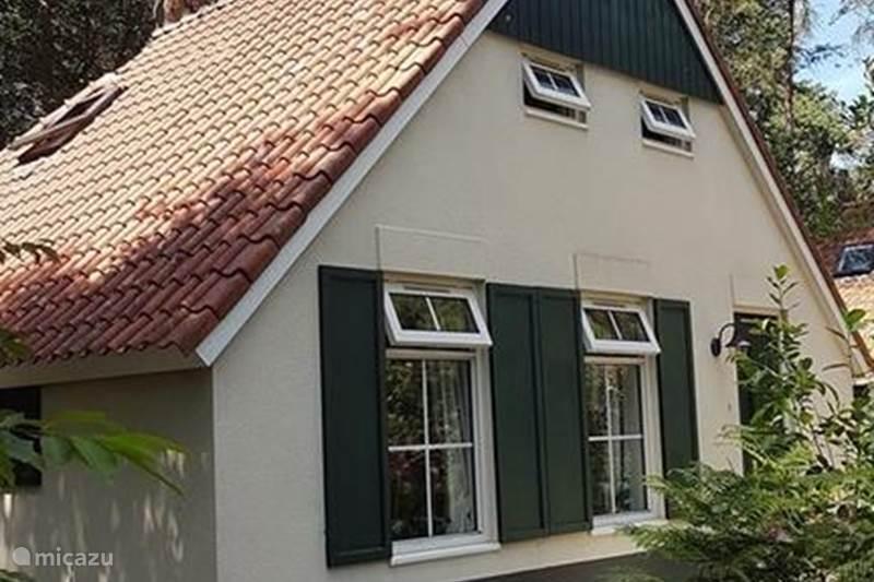 Vakantiehuis Nederland, Overijssel, IJhorst Vakantiehuis Villa bonte specht
