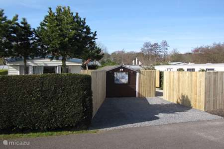 Vacation rental Netherlands, Zeeland, Burgh Haamstede mobile home 2 bedroom mobile home. Atlas Florida