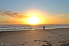 Heerlijke zonsondergangen