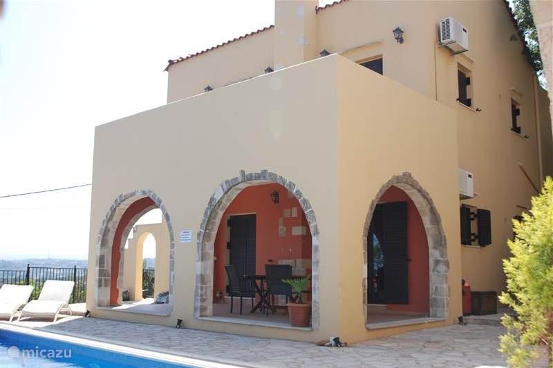 Vakantiehuis Griekenland, Kreta, Kastellos (Chania) Vakantiehuis Sea View Apartment Ariadne 2