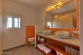 Badkamer appartement Papaya