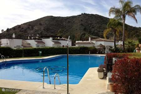 Vacation rental Spain, Costa del Sol, Benahavis -  penthouse Birdy-house on golf course