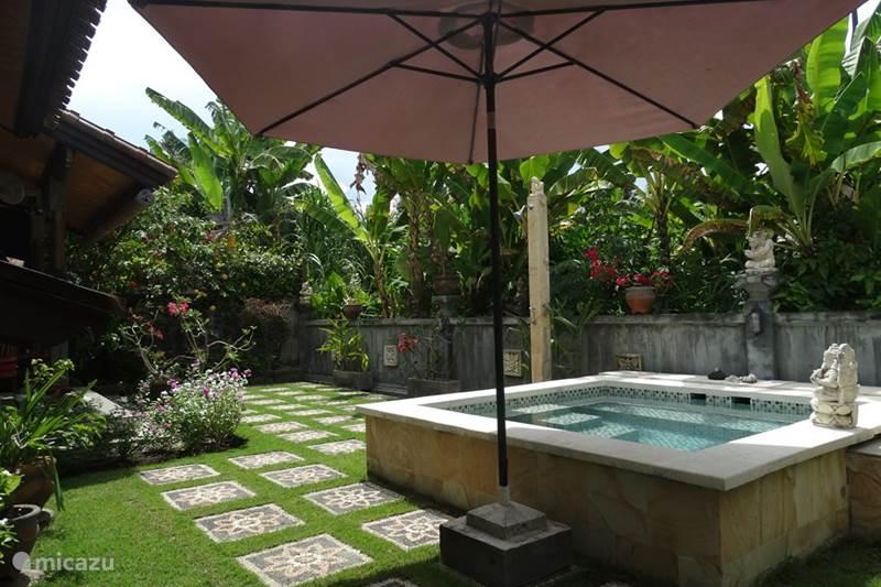 Vakantiehuis Indonesië, Bali, Jasri Bungalow Rumah 'Bougainville'