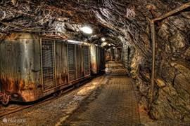 De bezoekersmijn van Ramsbeck is een fijne slecht-weer activiteit. Ga mee met de gids in een van de grootste mijnen van Sauerland en voel je een echte bergwerker