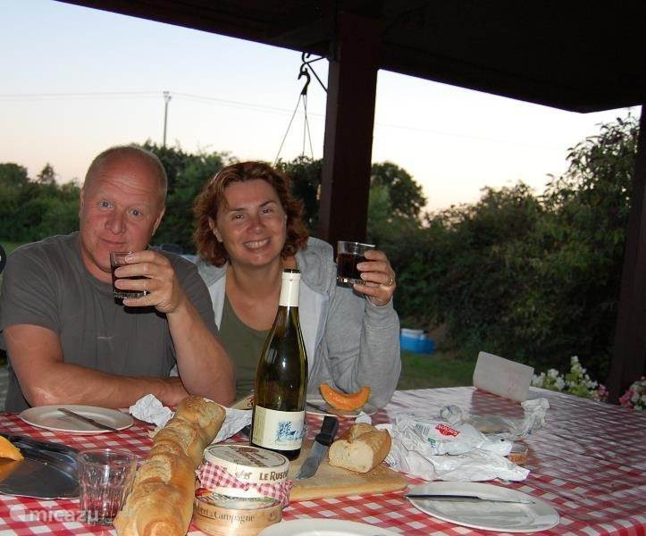 Wiebe en Geraldine Visser