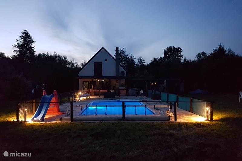 Vakantiehuis Frankrijk, Nièvre, Toury-sur-Jour Vakantiehuis Maisonbourgogne