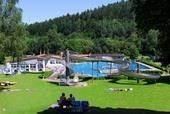 Kinderen: Openlucht Zwembad