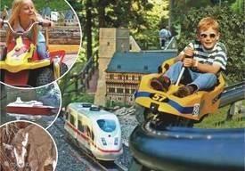 Kinderen: Miniatuurpark