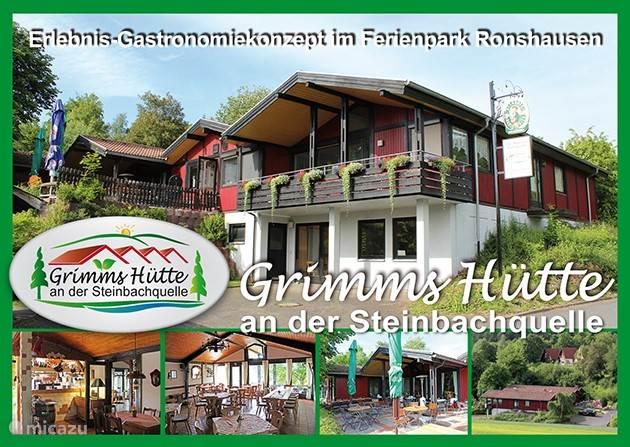Gastronomie: Grimm's Hütte