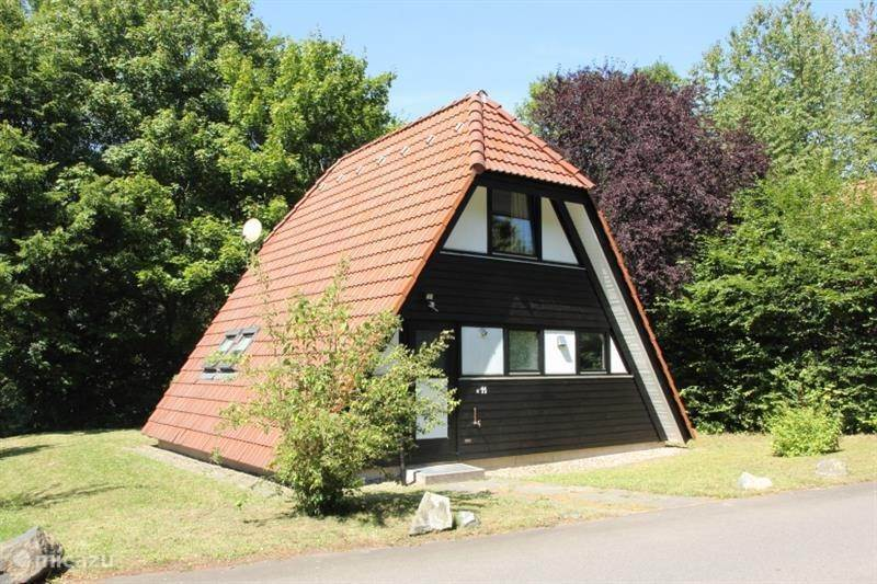 Vacation rental Germany, Hesse, Ronshausen Holiday house Us Húske