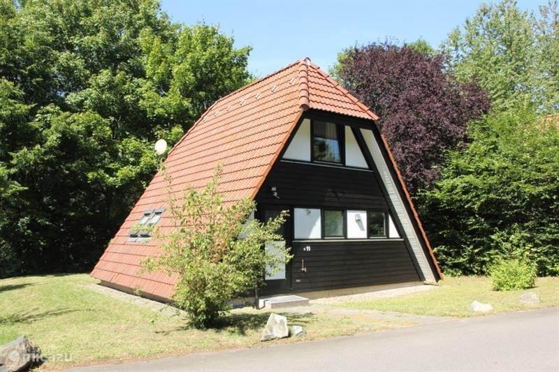 Vacation rental Germany, Hesse, Ronshausen Holiday house Us Húske