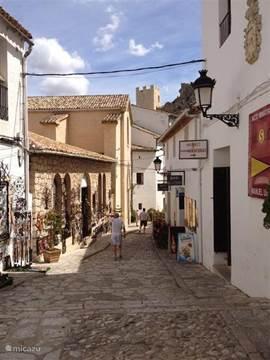 Quadelest, oud dorpje in het binnenland
