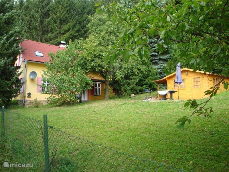Vacation rental Czech Republic, Giant Mountains, Male Svatonovice villa Czech Republic Holiday villa