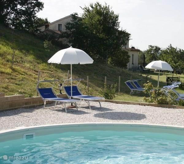 Vakantiehuis Italië, Marche, Pergola appartement Nerone