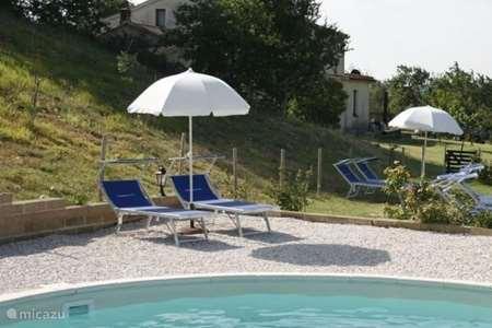 Vakantiehuis Italië, Marche, Pergola - appartement Nerone