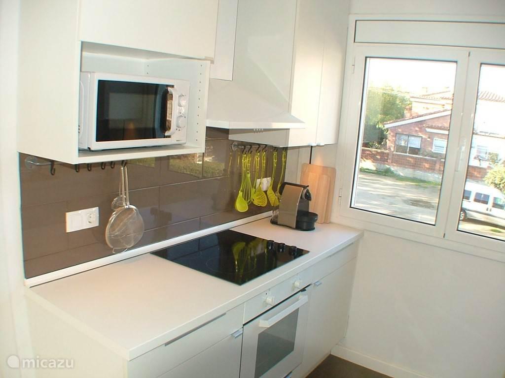 Meer details van de keuken