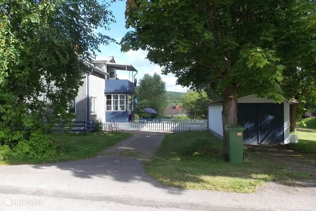 Vacation rental Sweden – holiday house HagforsSemester