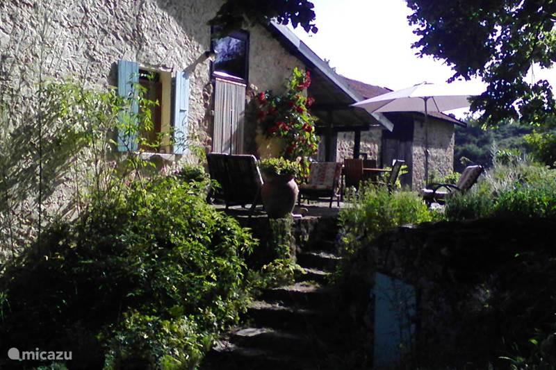 Vakantiehuis Frankrijk, Ardèche, Saint-Julien-Labrousse Vakantiehuis vakantiehuis lapras