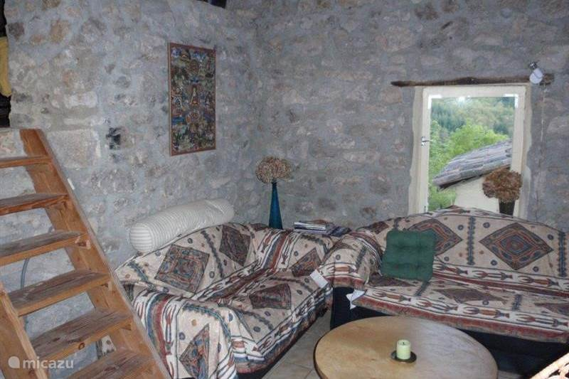 Vacation rental France, Ardèche, Saint-Julien-Labrousse Holiday house holiday Lapras