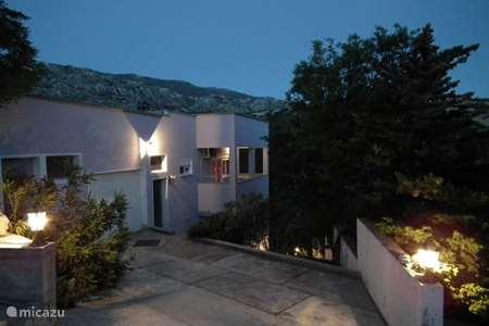 Vacation rental Croatia, Kvarner Gulf, Jablanac holiday house Kuca Helma