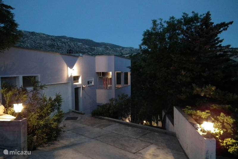 Vacation rental Croatia, Kvarner Gulf, Jablanac Holiday house Kuca Helma