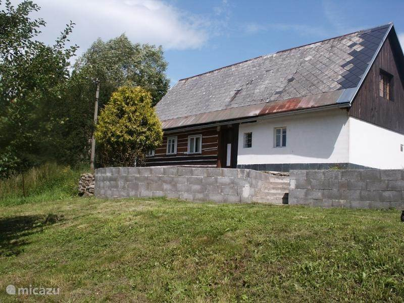 Vacation rental Czech Republic, Giant Mountains, Radvanice - holiday house Holiday Giant Geber