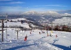 Skiën in Mlade Buky maar ook in Janske Lazne prima accommodatie