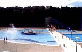 Zwembad in Trutnov